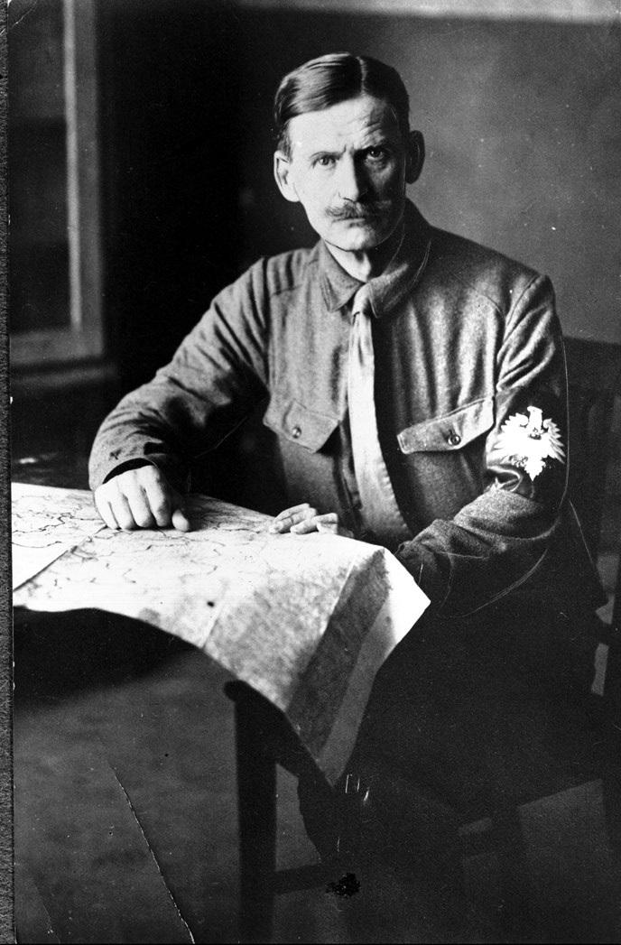 podpułkownik Maciej Mielżyński