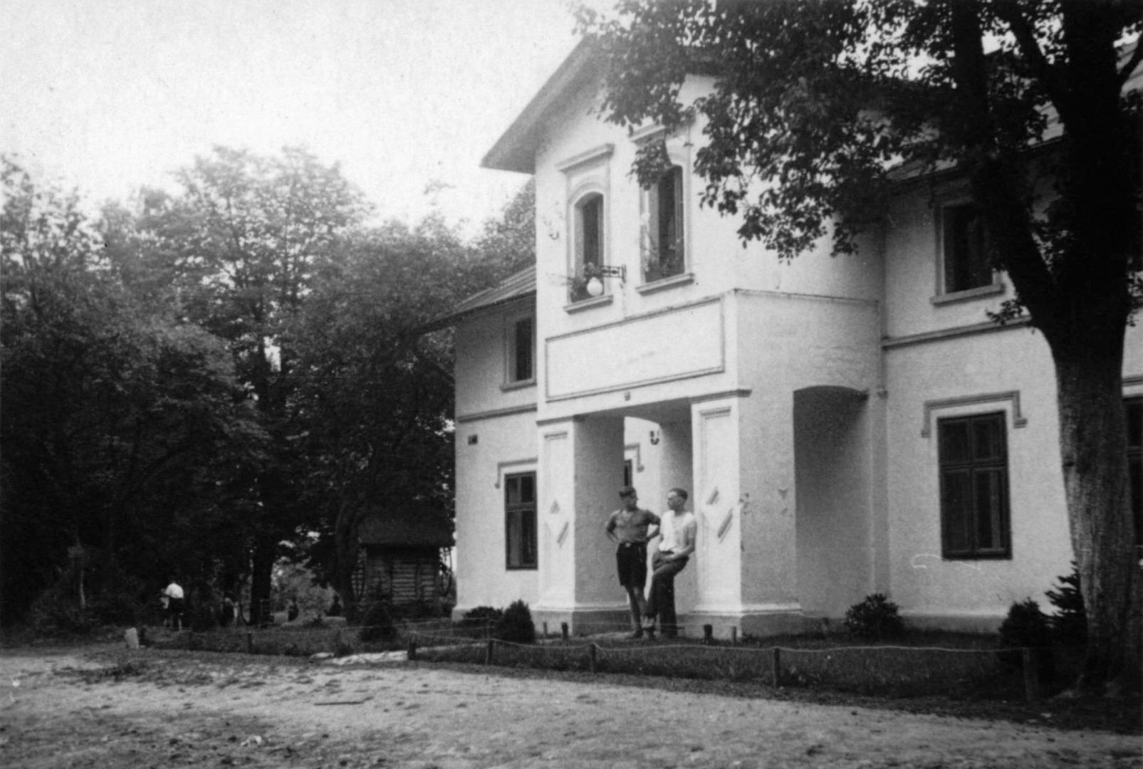Dom Polski w Górze św. Anny