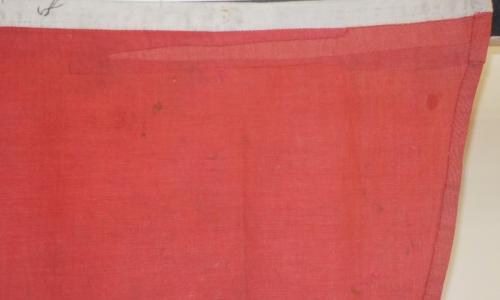 Sztandar Nr inw. 3689-przed
