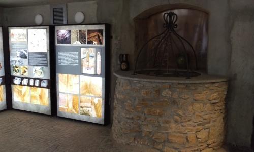 Tajemnica kamienicy przy ulicy Krawieckiej 13 w Opolu - fragment wystawy stałej