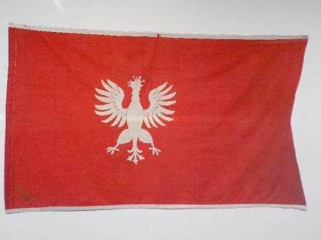 Sztandar Nr inw. 3689-po