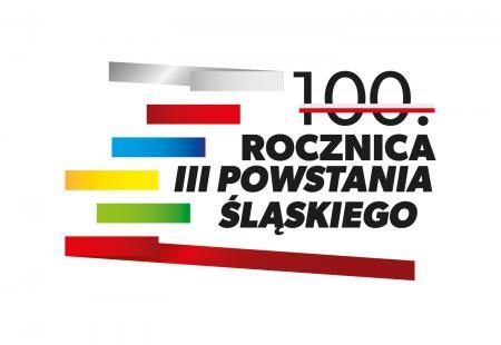 Logotyp obchodów 100 rocznicy III Powstania Śląskiego