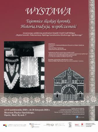 Plakat dotyczący wystawy czasowej