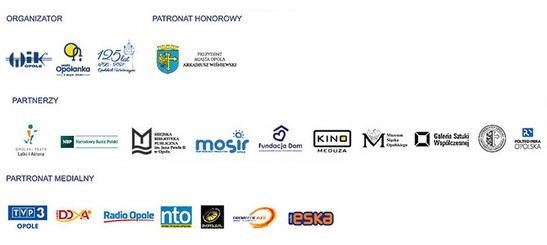 Partnerzy wydarzenia - logotypy